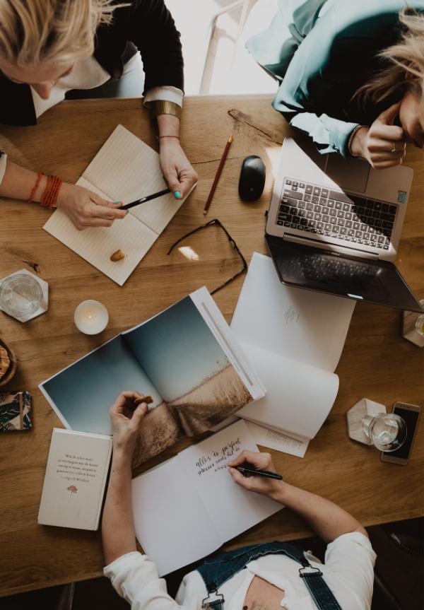 marketing strategie actieplan coach therapeuten - Nathalie Wethmar