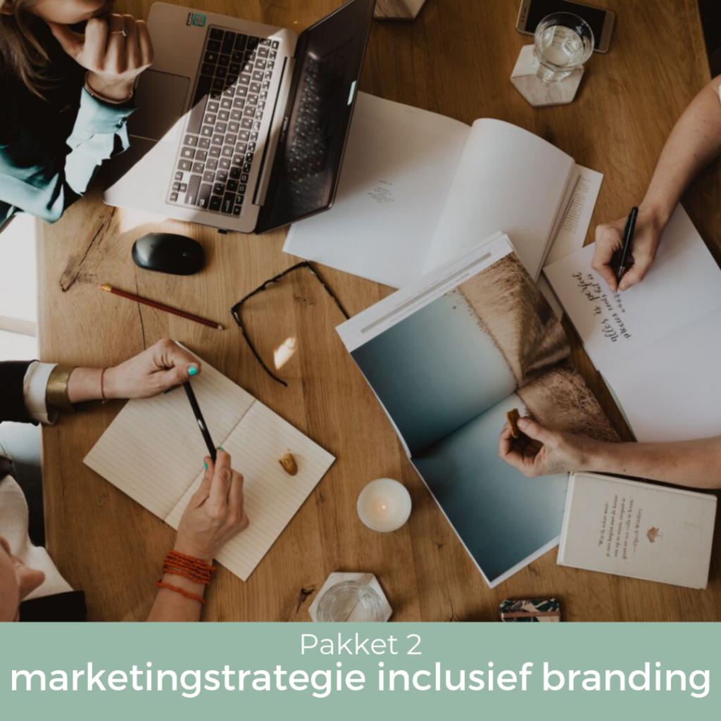 marketing strategie actieplan branding coach therapeuten - Nathalie Wethmar