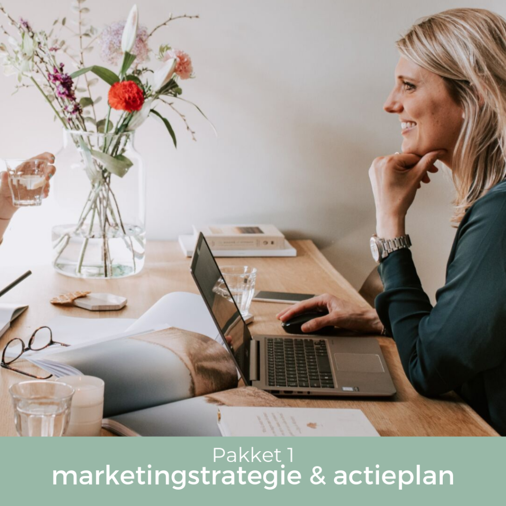marketing strategie actieplan branding - nathalie wethmar